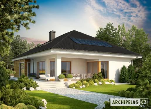 Projekt rodinného domu - Liv 3 G2