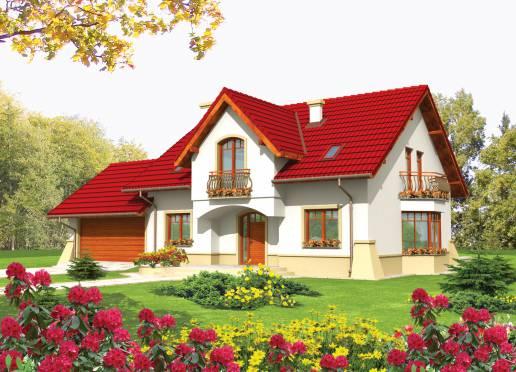 Mājas projekts - Gertruda G2
