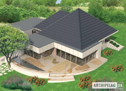 Проект будинку - Pyramid