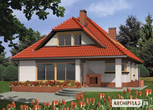 House plan - Faustyna