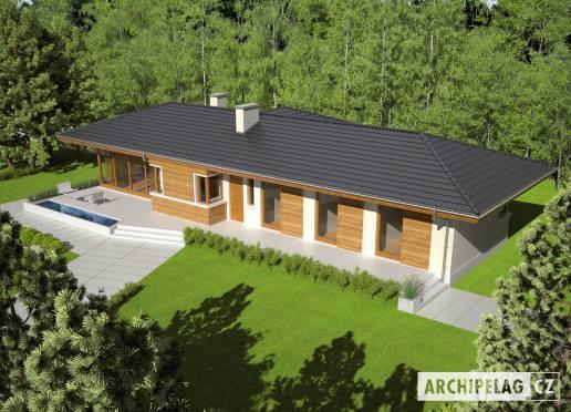 Projekt rodinného domu - BIL II