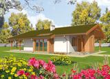 Projekt rodinného domu: Milada