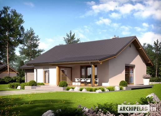 House plan - Kornel II ENERGO