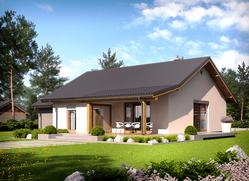 House plan: Kornel II ENERGO