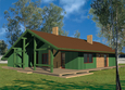 Projekt domu: Renata G1 A++