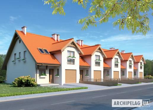 Проект будинку - Розанна ІІ (Г1)