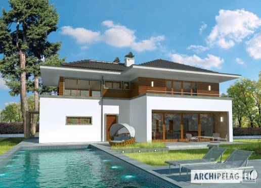 House plan - Leonardo G2