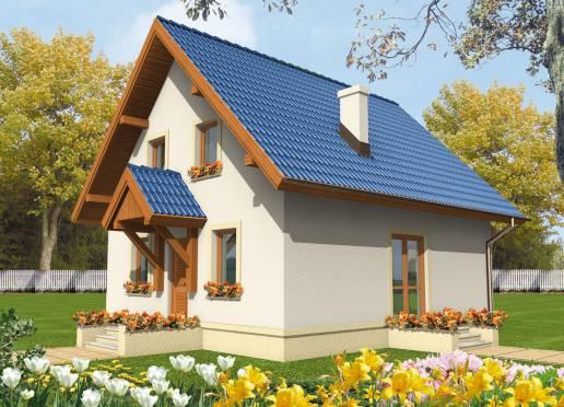 Mājas projekts - Dorotka
