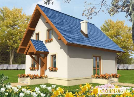 Проект дома - Дорофейка