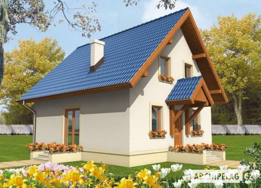 Projekt rodinného domu - Dorotka