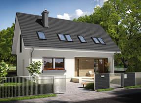 Namų projektai: nebrangūs namai