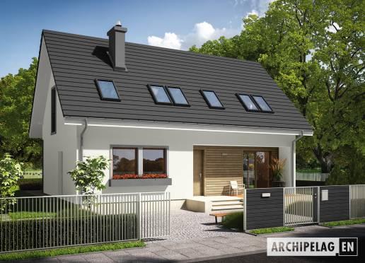 House plan - E2 ECONOMIC B