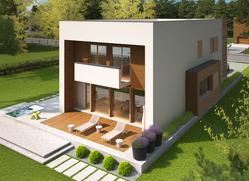 Проект дома: Экси 5 Г1