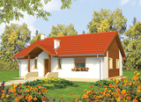 Projekt rodinného domu: Jáchym