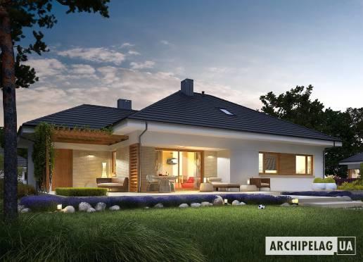 Проект будинку - Фло III (Г1)