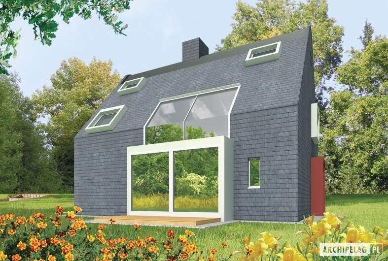 Projekt domu Stone -