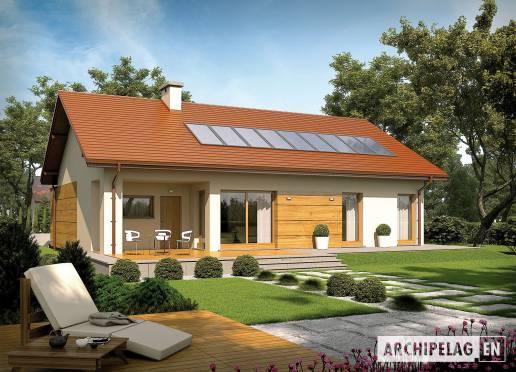 House plan - Edwin G1 ENERGO