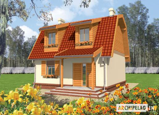 House plan - Vera