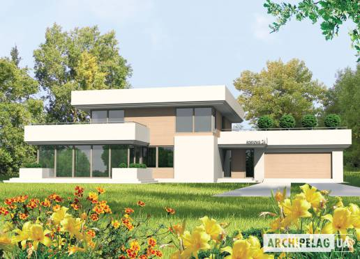 Проект будинку - Steps
