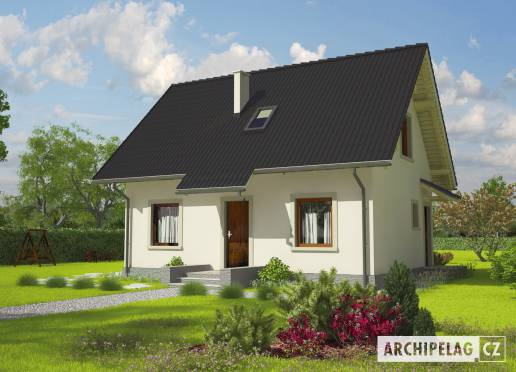 Projekt rodinného domu - Celinka