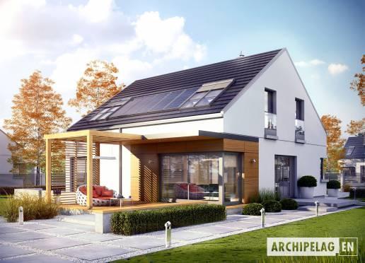 House plan - Edgar II G2 ENERGO