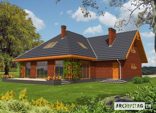House plan - Ilona G1