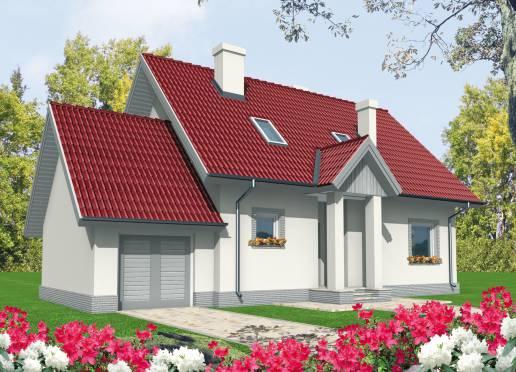 Mājas projekts - Grazynka