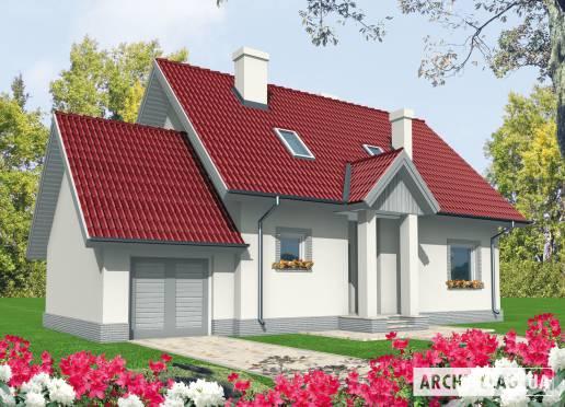 Проект дома - Гражинка (Г1)