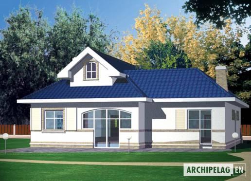 House plan - Milena G1