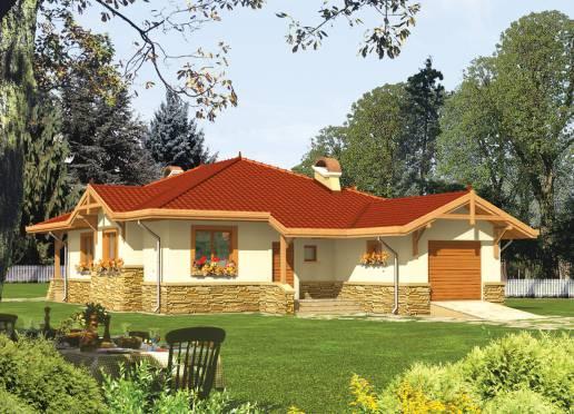 Mājas projekts - Belinda
