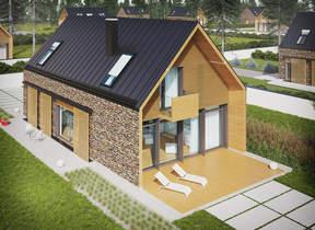 Namų projektai: modernūs