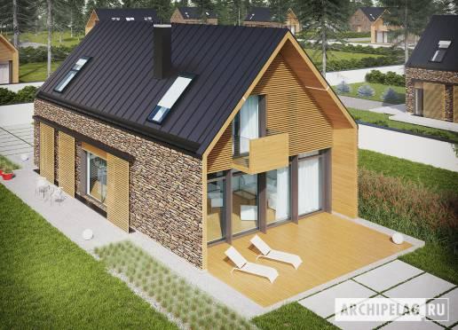 ДАРИМ СКИДКИ на проекты домов  - Экси 15 II