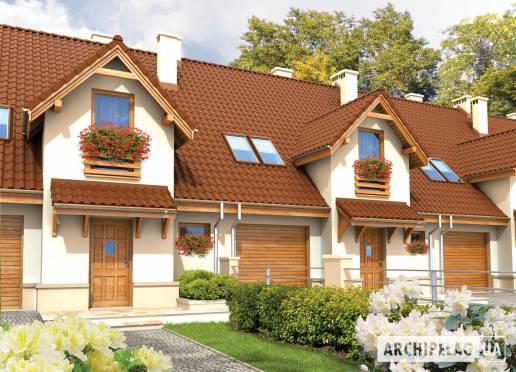Проект будинку - Самбір (Г1)