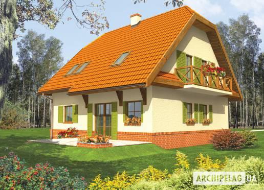 Проект будинку - Отилія