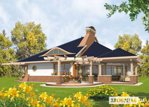 Проект будинку - Збігнєв (Г2)