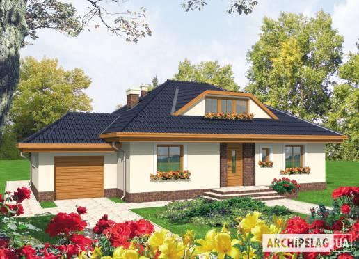 Проект будинку - Домбрувка (Г1)