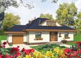 Projekt domu: Daiva G1 A++