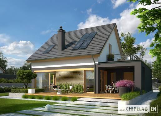 House plan - E14 G1 ECONOMIC
