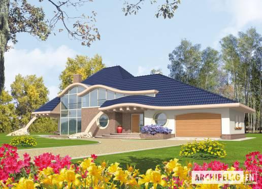 House plan - Felipe