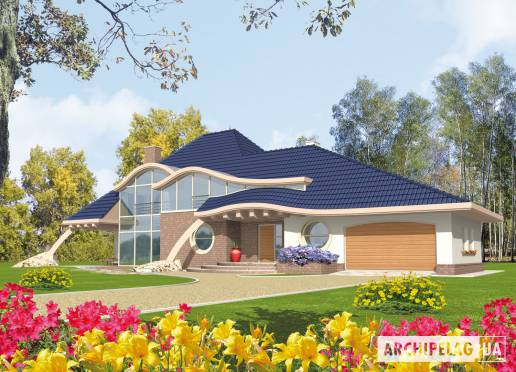 Проект будинку - Філіп (Г2)