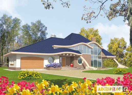 Projekt rodinného domu - Filip
