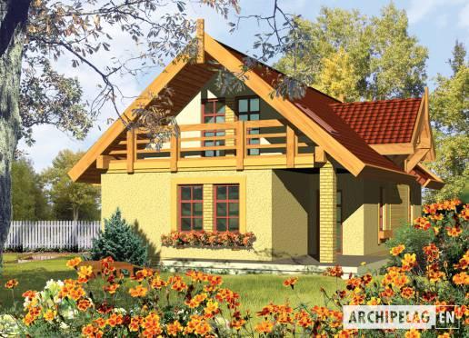 House plan - Kaja II G1