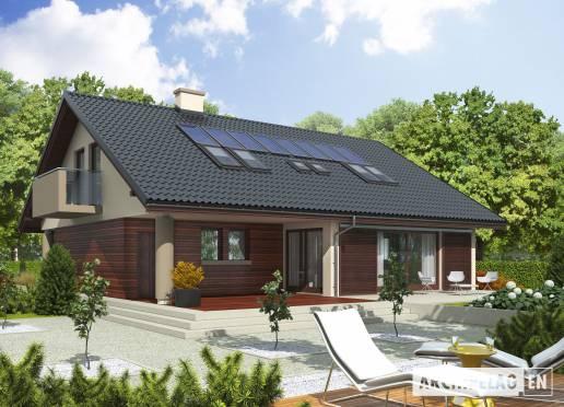 House plan - Malena G1 A