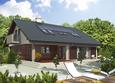 Projekt domu: Malena G1 A