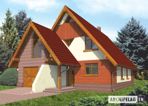 House plan - Janda