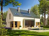 House plan: EX 9 G1 A