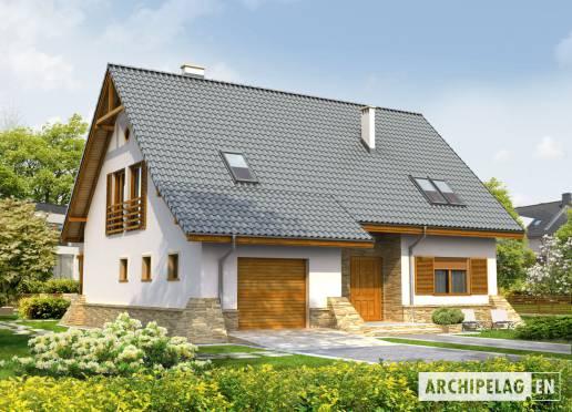 House plan - Anastasia G1