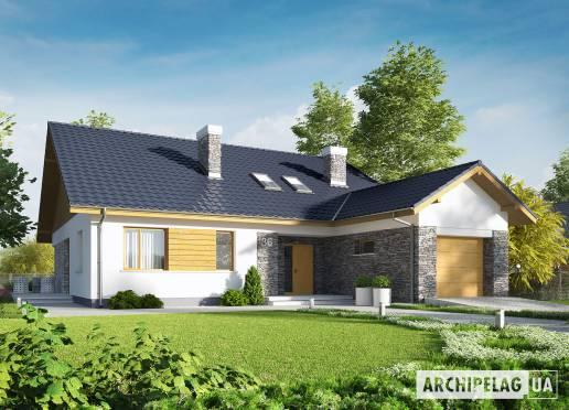 Проект будинку - Клементинка II (Г1)