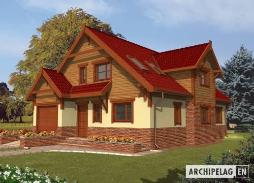 House plan - Angelika