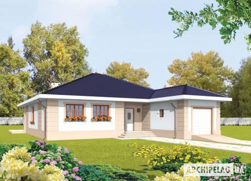 Проект будинку - Ірма II (Г1)